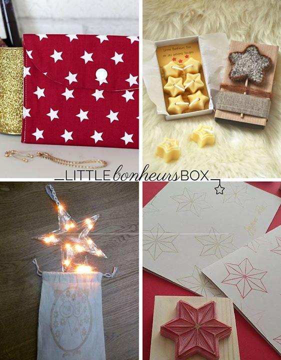Little bonheurs Box - pluie d'étoiles